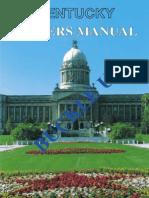 2005 Ky Drivers Manual