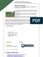 """Juegos para PC » 4 Elementos _ """"Un laberinto de diamantes"""""""