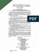 HG 363_2010 - Standarde de Cost