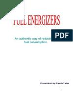 Fuel Energizer