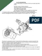 Alfa Romeo 155 - Riparazione Frizione Gruppo Idraulico - Ita