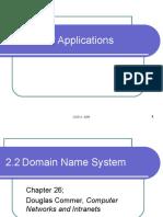 2.2 TCP-IP Applications