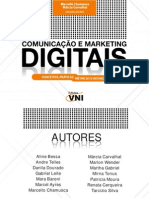 Comunicação e Marketing Digitais