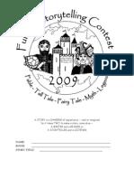 2009 Storytelling Handbook