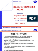 A Synchronous Transfer Mode