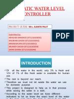 Water Level Indicator Relay Bipolar Junction Transistor