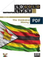 World Gold Analyst - Zimbabwe Special Report September 2010