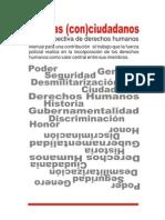 Policias (Con)Ciudadanos