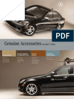 Cclass Accessories Brochure