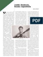 Entrevista com Geraldo Amâncio - Latitudes 17_16_12