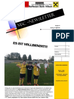 MSC -Newsletter 30.4.