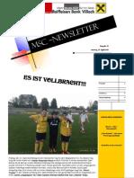 MSC -Newsletter 30.4.