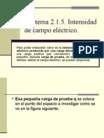 campo electrico
