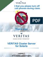 Veritas Cluster 2.0