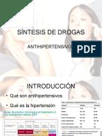 sintesis antihipertensivos