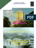 Project Report of Debasish