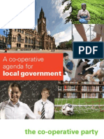 Co-operative Party Local Government Manifesto