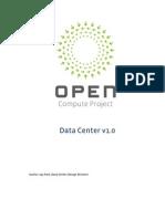 Open Compute Project Data Center v1.0