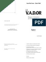 Livre e-commerce LE VADOR 20 premières pages