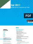 Reporte Experiencias Consumo Chile 2011