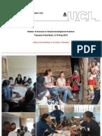 Photo Album Tanzania 2009-2010