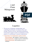 Logistics and Supply Chain Management[1]