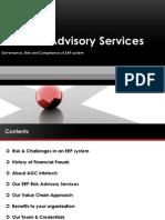 SAP Risk Advisory Services