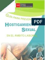 53195395 Guia Para Prevenir El Hostigamiento Sexual