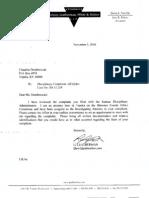 2010 Nov. LJ Leather Man Investigating Complaint
