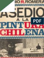 Asedio a La Pintura Chilena. Antonio Romera