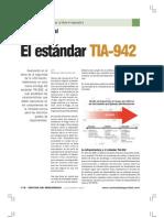 El Standard TIA 942 -Vds-11-4
