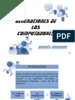 GENERACION DE COMPUTADORES