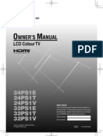 toshiba PS1E-UserManual