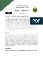 Newsletter 04-27-11