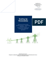 Scaling Up Renewables Report 2011