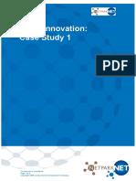 NETPark Net Value Innovation Case Study 1