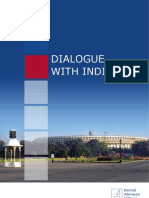 Dialogue with India