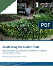 Revitalizing the Golden State