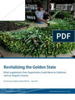 Revitalizing the Golden State