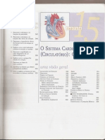 Tortora Fisiologia Cap. 15 - Sistema Cardiovascular
