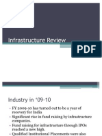 Infrastructure Review