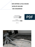Instalacion Antena 805