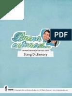 BE Slang Dictionary
