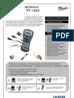 PT-1650 - Catálogo
