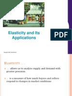 Elasticity. Pert 2