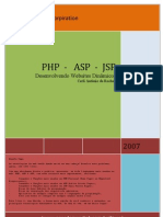 Websites Dinamicos Php ASP Jsp