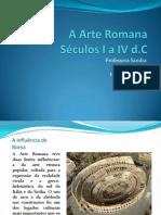 A Arte Romana