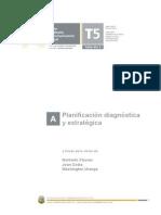 Planificación diagnósticay estratégica