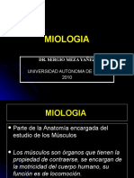 CLASE 7 MIOLOGIA GENERALIDADES