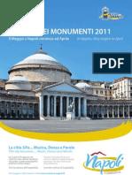 programma maggio monumenti  2011